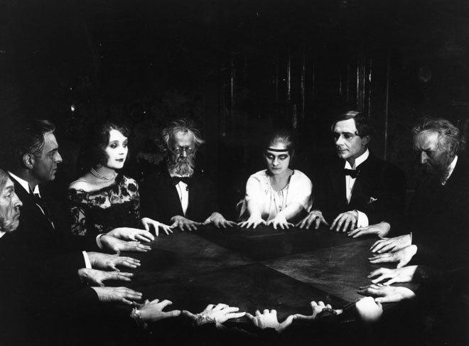 Мистика и спиритизм