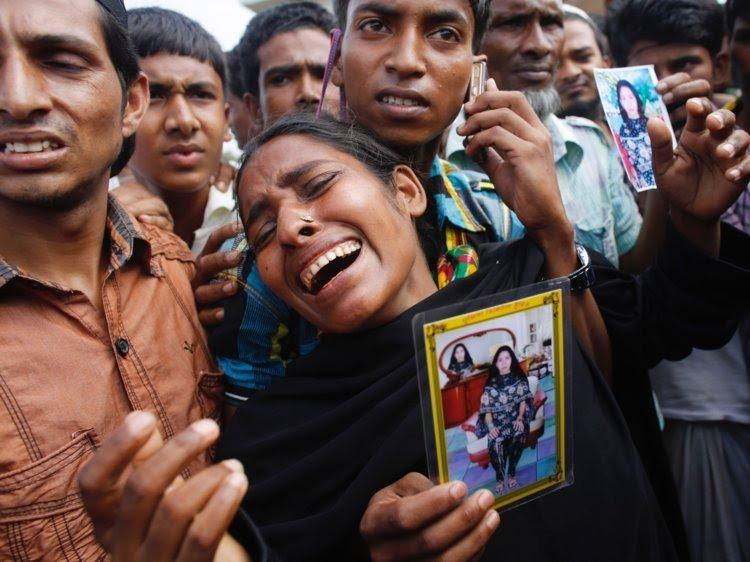 Трагедия в Дакке