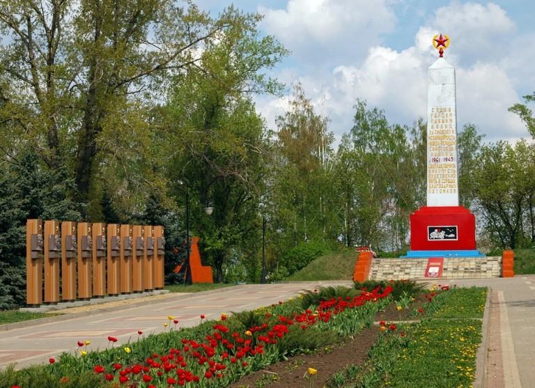 Памятник Задонск