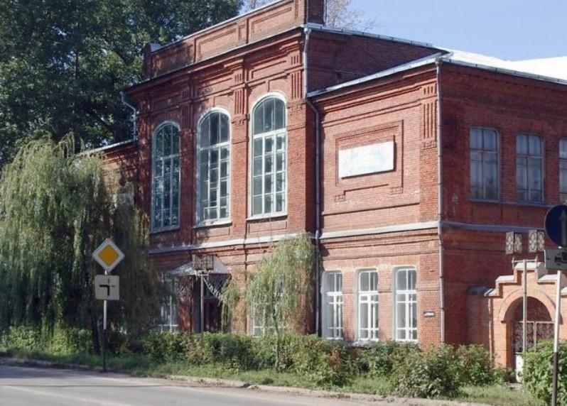 Здания Задонска