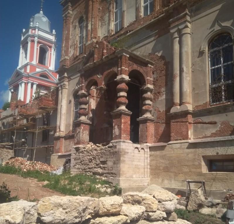 Храм Архангела Михаила в Ельце