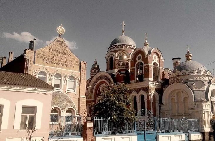 Великокняжеская церковь, Елец