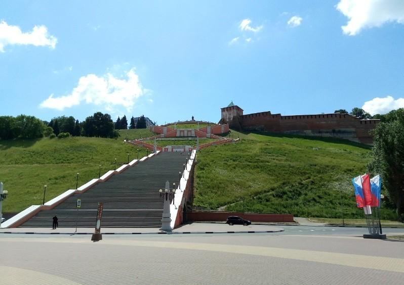 Нижний Новгород: достопримечательности