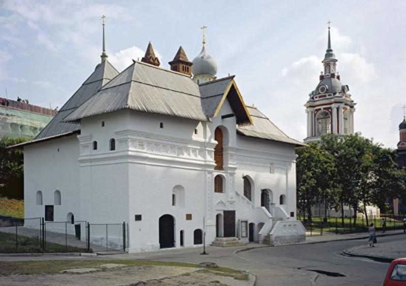 Английской двор в Москве