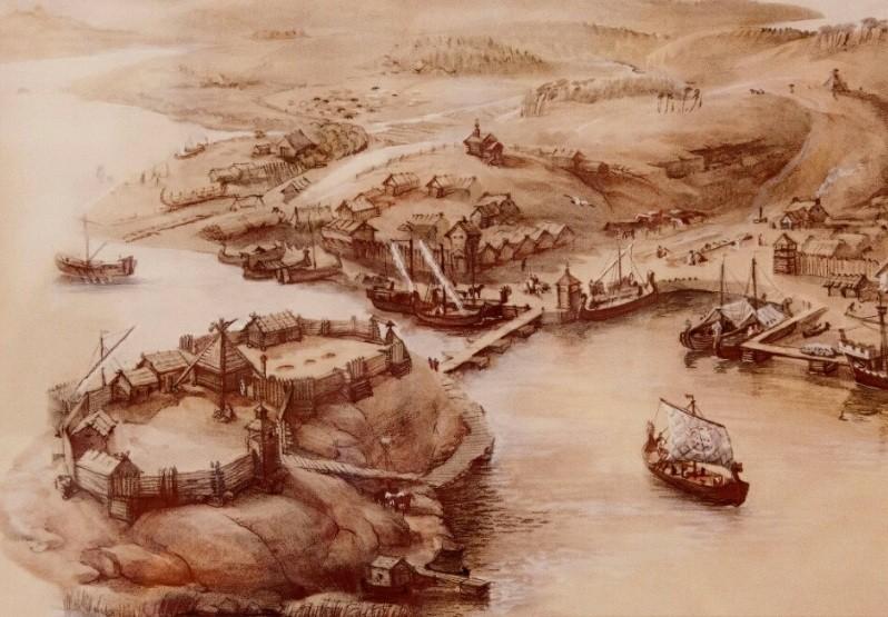 Карельских поселения