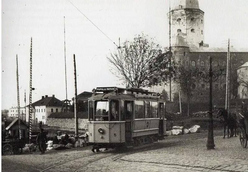 История города Выборга