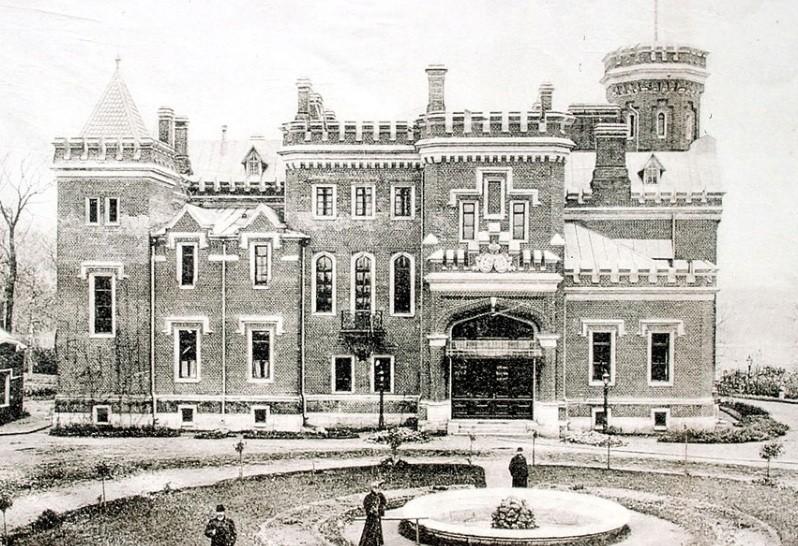 Замок Ольденбургских 19 век