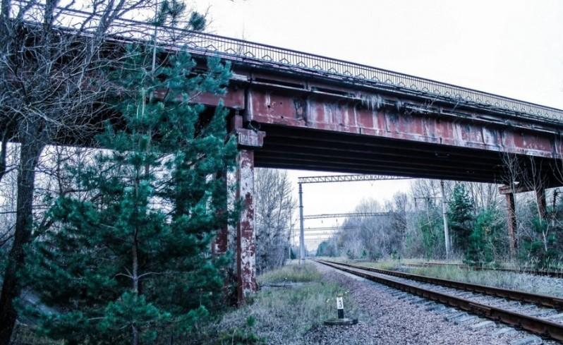Припять. Мост смерти