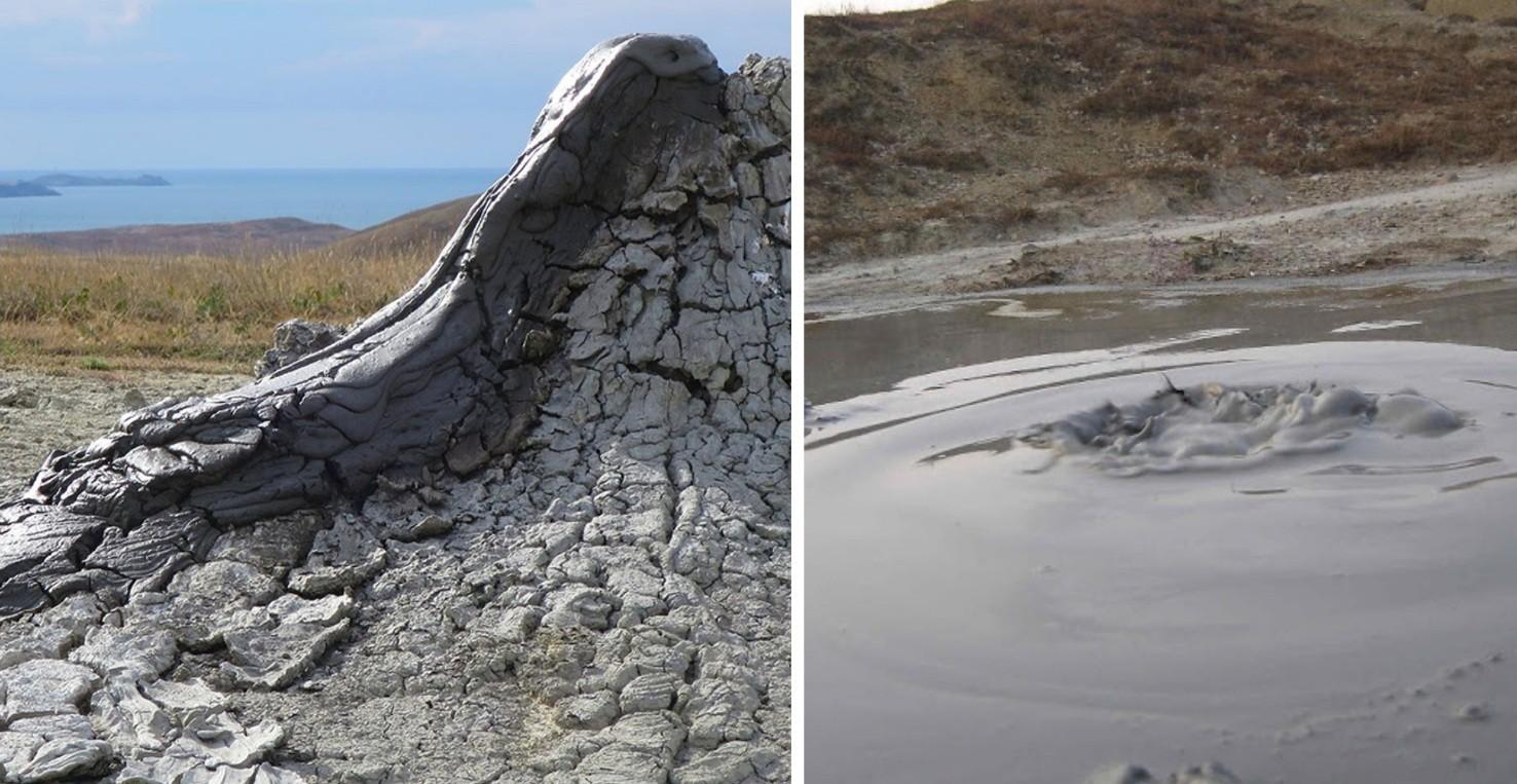 Булганакскиегрязевые вулканы